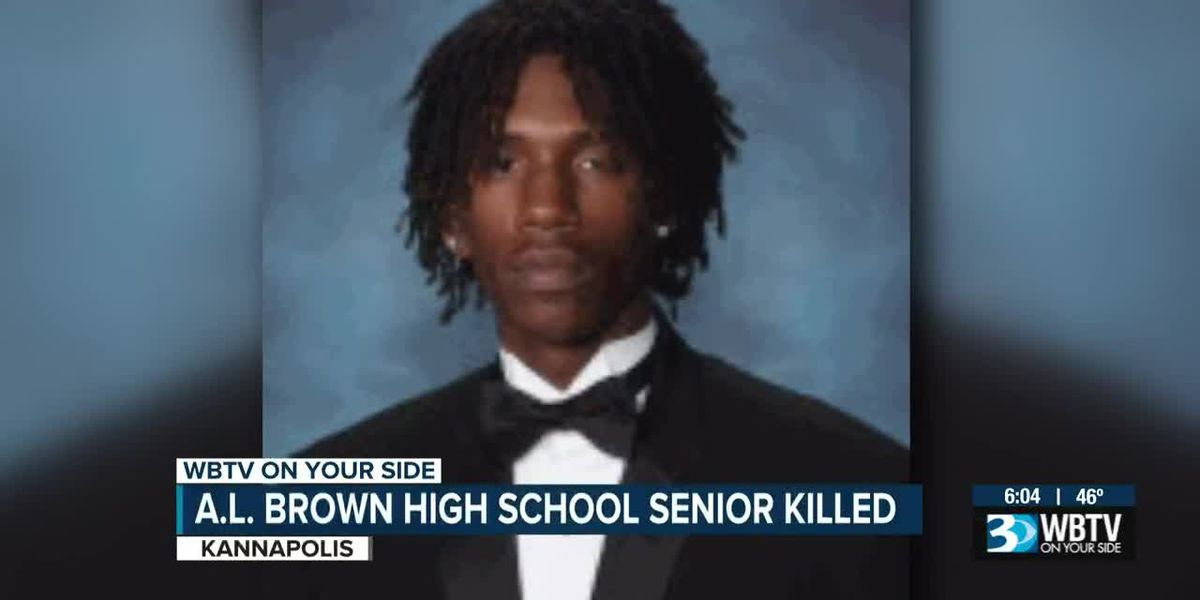 High school student found shot to death in Kannapolis home