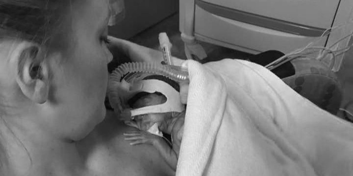 Preemie mom raising funds to create 'comfort bags' for other parents of preemies