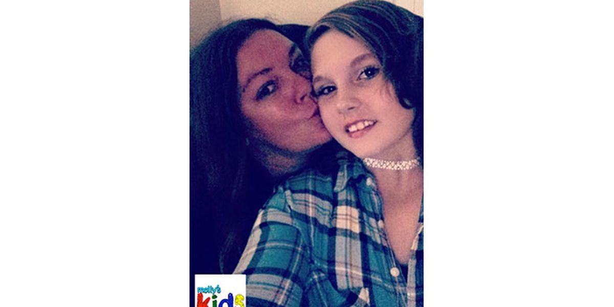 Molly's Kids: Granite Falls teen Allison Hodge dies of Leukemia.