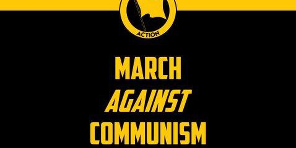 Anti-communist group says it is planning Charlotte torch march, rally in December