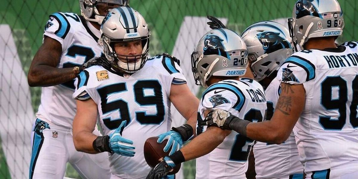 Now we know why Panthers LB Luke Kuechly didn't play in Pro Bowl