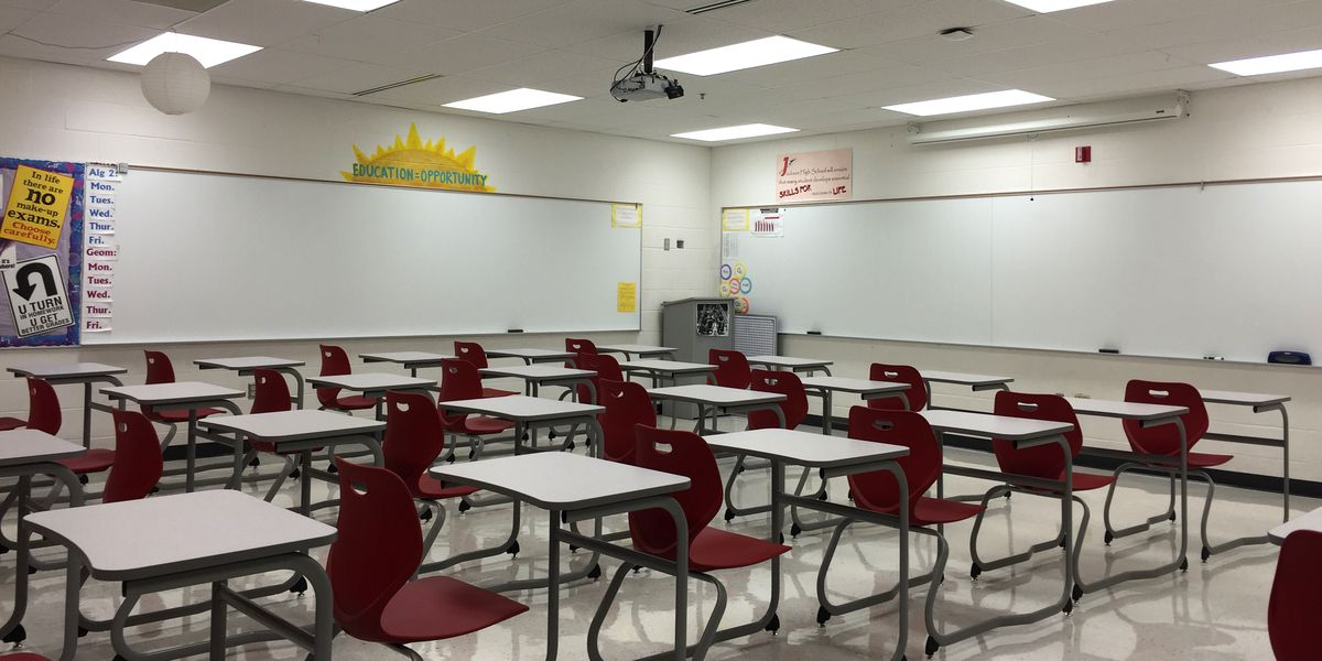 South Carolina schools to remain closed through April due to COVID-19
