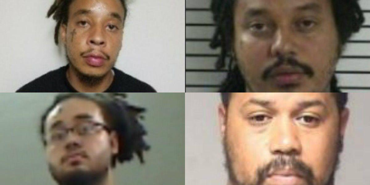 Four arrests made after months-long drug investigation in Statesville