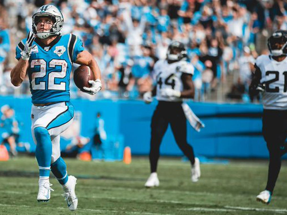 Here is what Panthers fans can expect to see on TV when watching Sunday's season opener