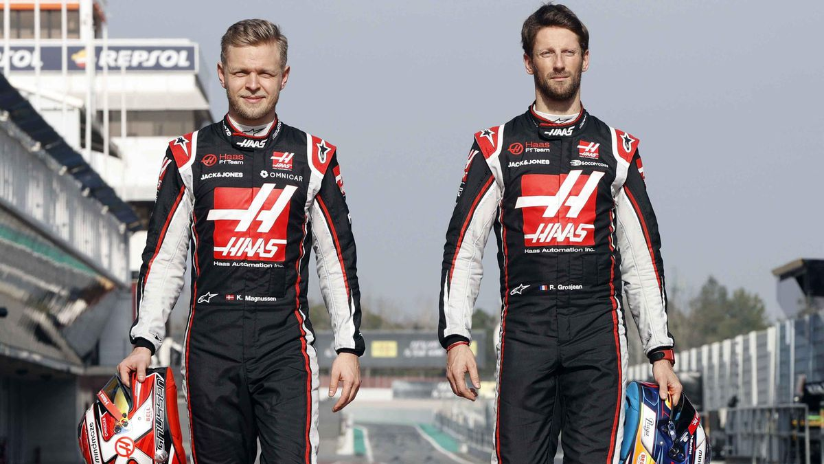 Kannapolis-based Haas F1 team to part ways with both current drivers