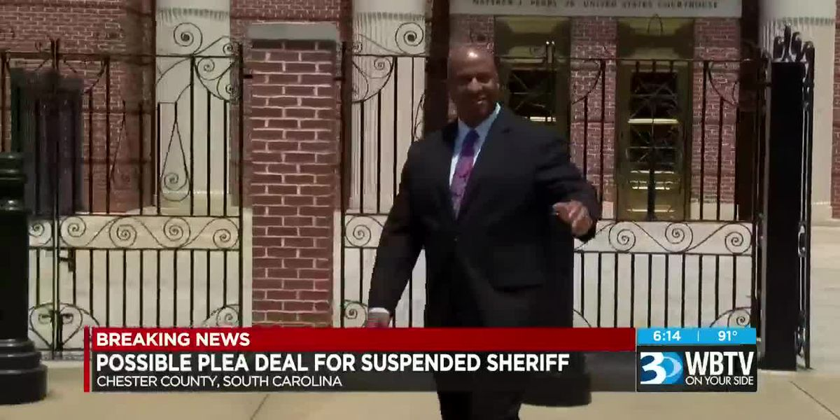New court filing points to possible plea deal in federal case again Alex Underwood, deputies