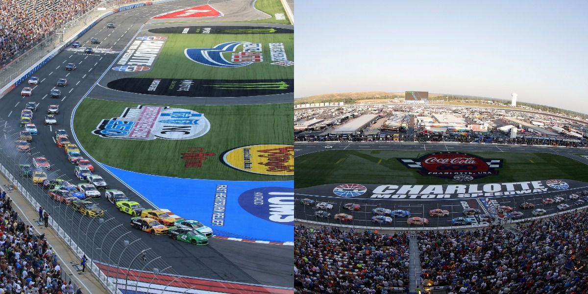 Charlotte keeps Coca-Cola 600 and ROVAL 400, loses All-Star Race in 2021 NASCAR schedule