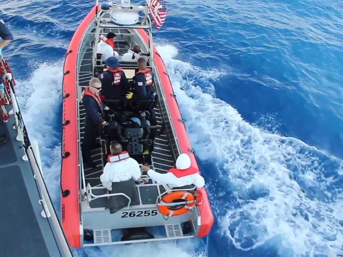 'Unacceptable' that Coast Guard must rely on charity to get through government shutdown, commandant says