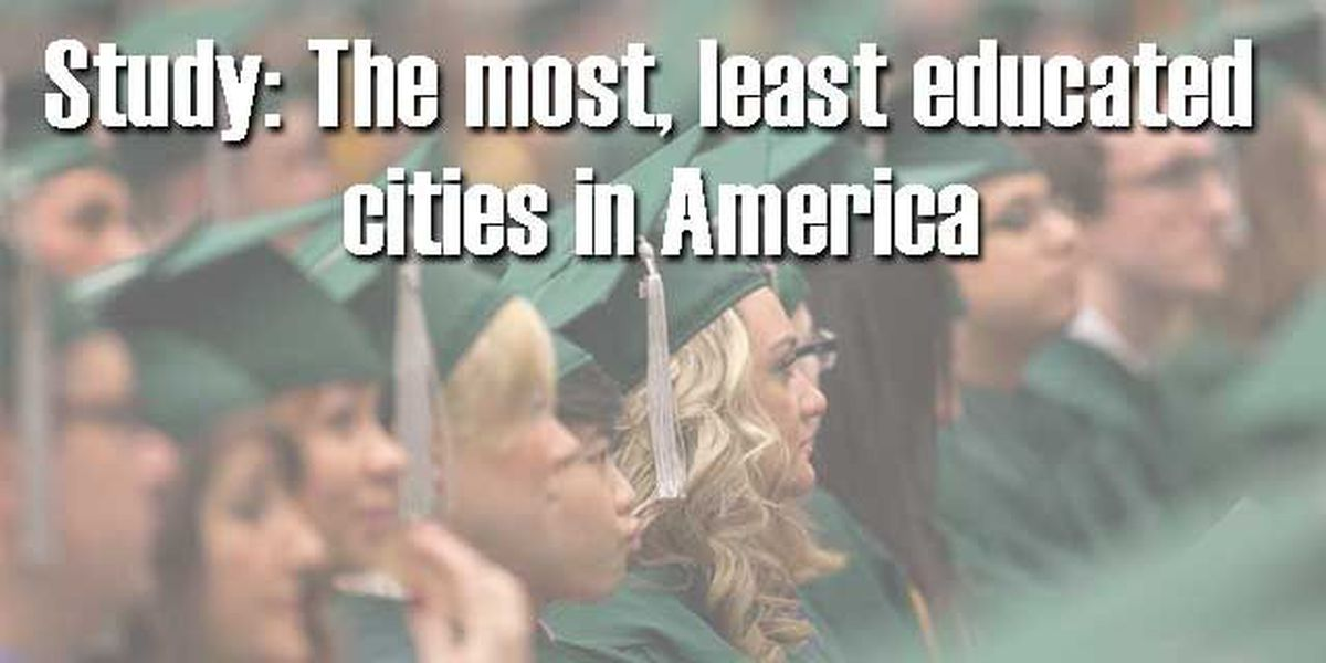 Study ranks Hickory, Lenoir, Morganton among least educated cities in America