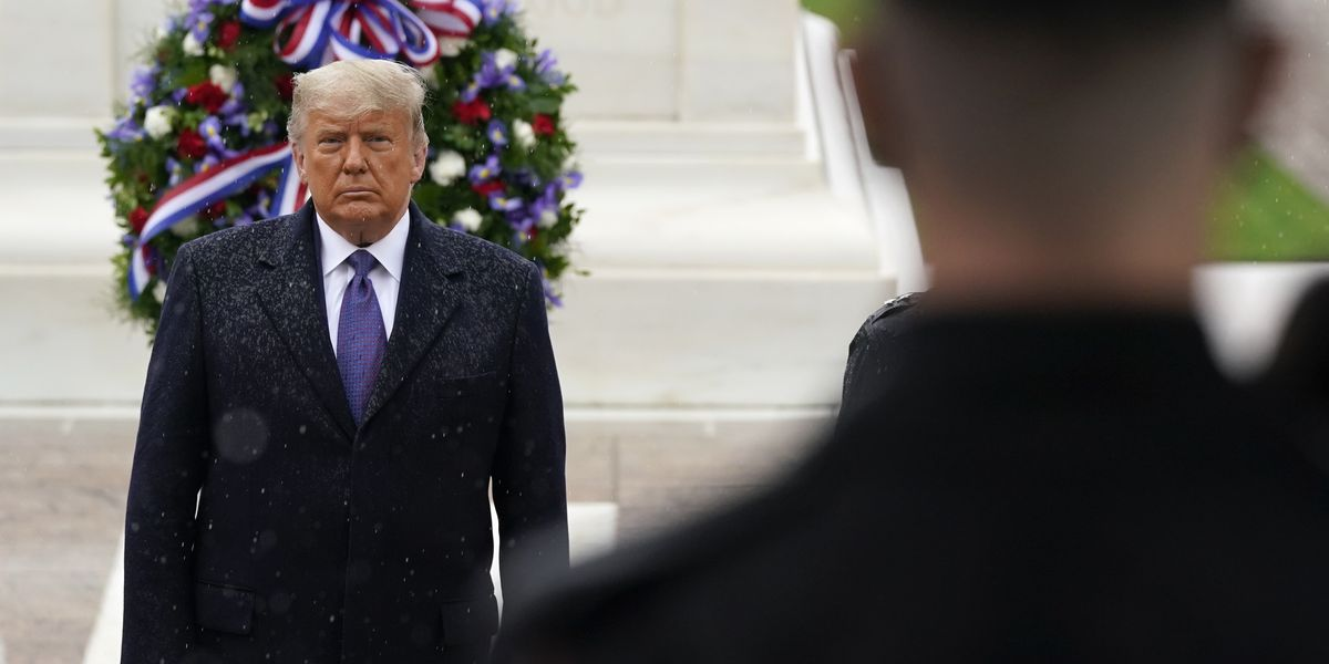 Bill would ban twice impeached presidents from being buried at Arlington