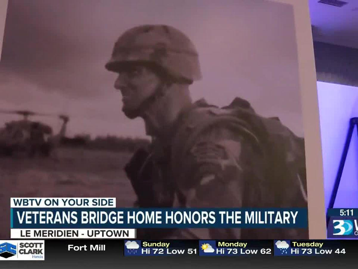 Veterans find community, comfort and the help they need transitioning from military service to civilian life