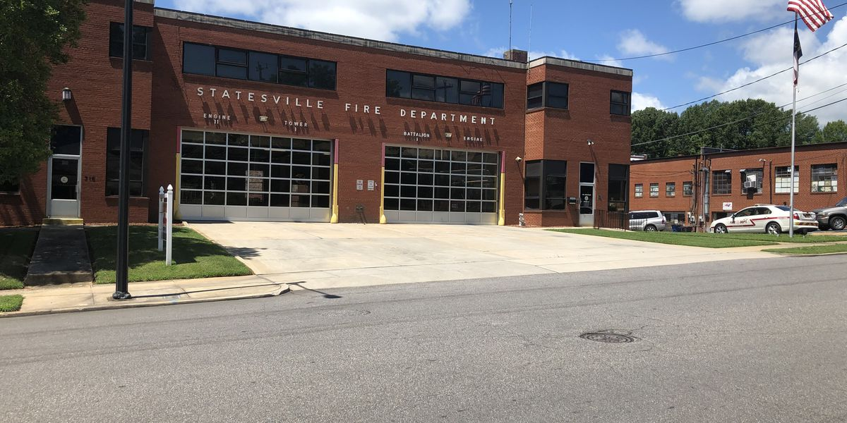 Some Statesville firefighters upset city pay increase did not apply to them