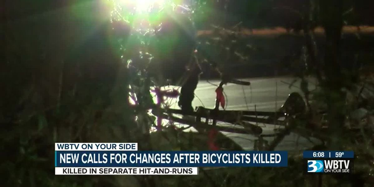 New calls for changes after bicyclists killed in separate hit-and-runs
