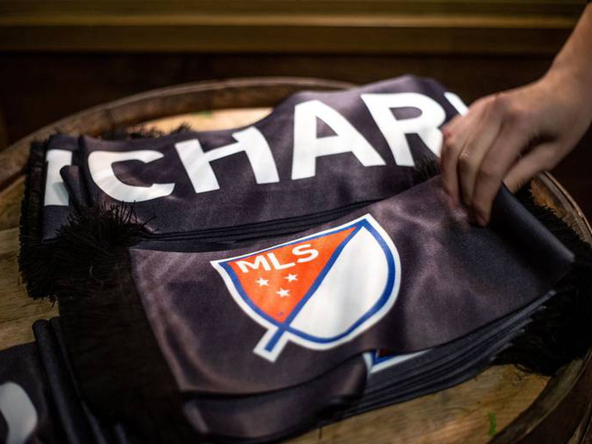 Charlotte's Major League Soccer signs first professional player