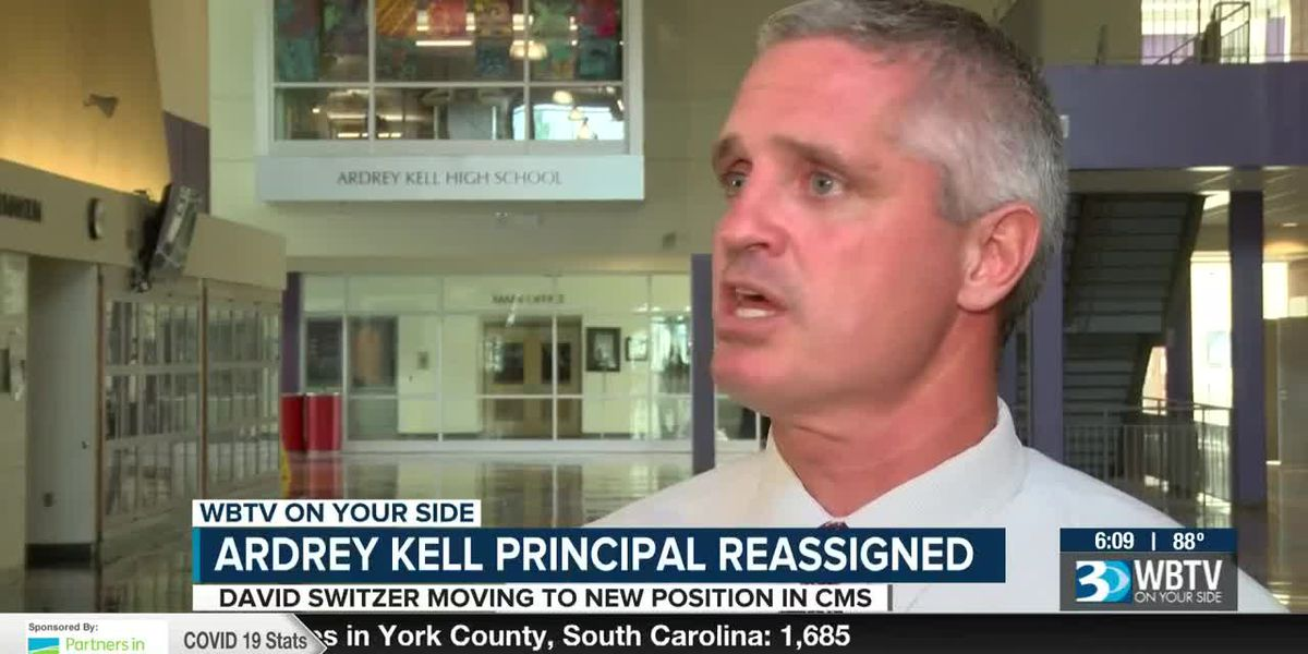 Parents have different views over Ardrey Kell High School principal's reassignment