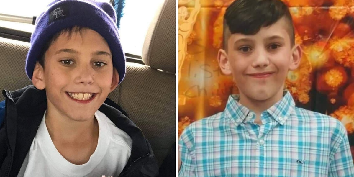 Human remains found in FL believed to be those of 11-year-old Gannon Stauch