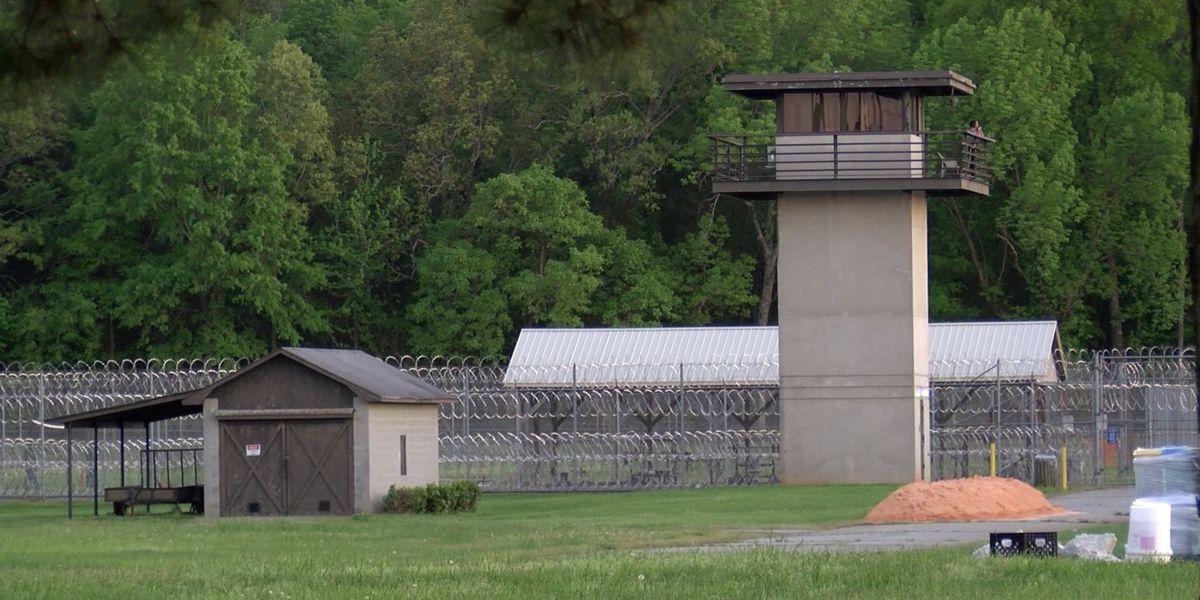 NC prison still accepting new inmates despite outbreak of COVID-19