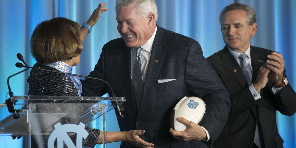 Mack Brown eager to 'fix things' in taking over Tar Heels