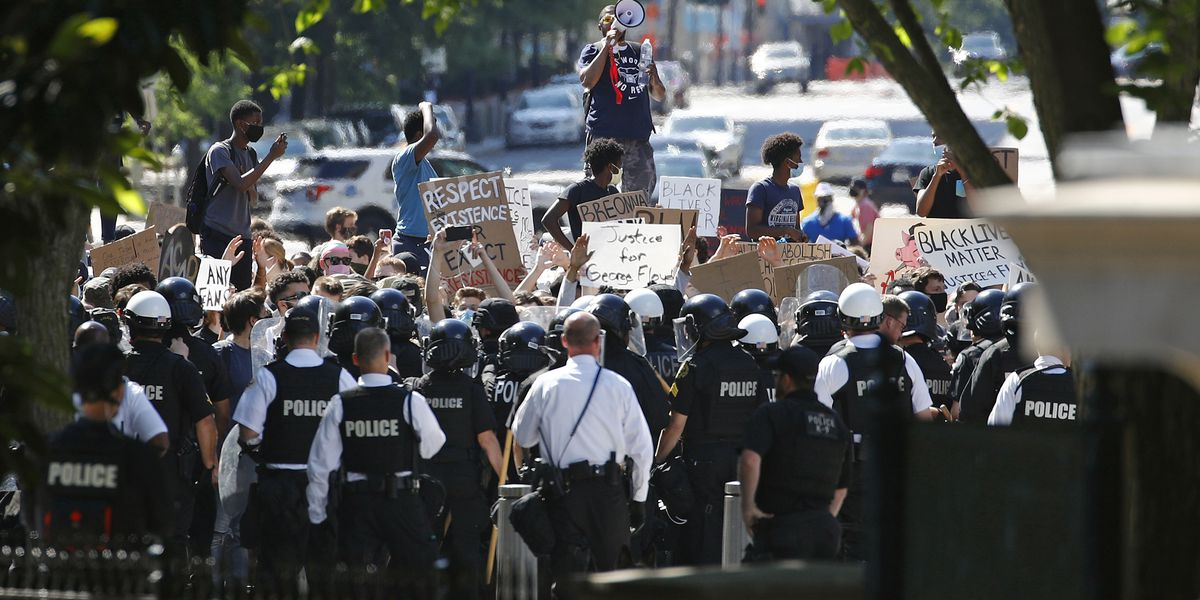 News reporters injured at demonstrations across US