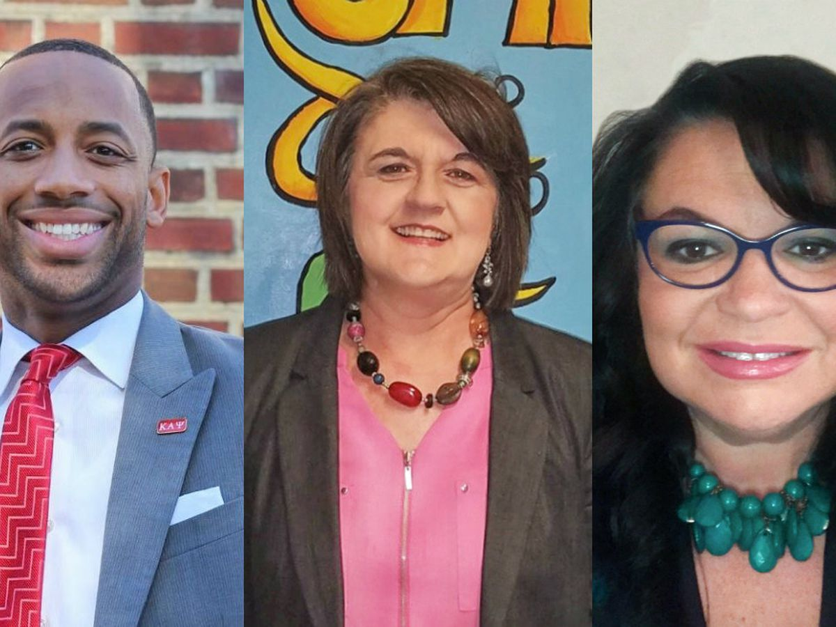 CMS Board names three new principals