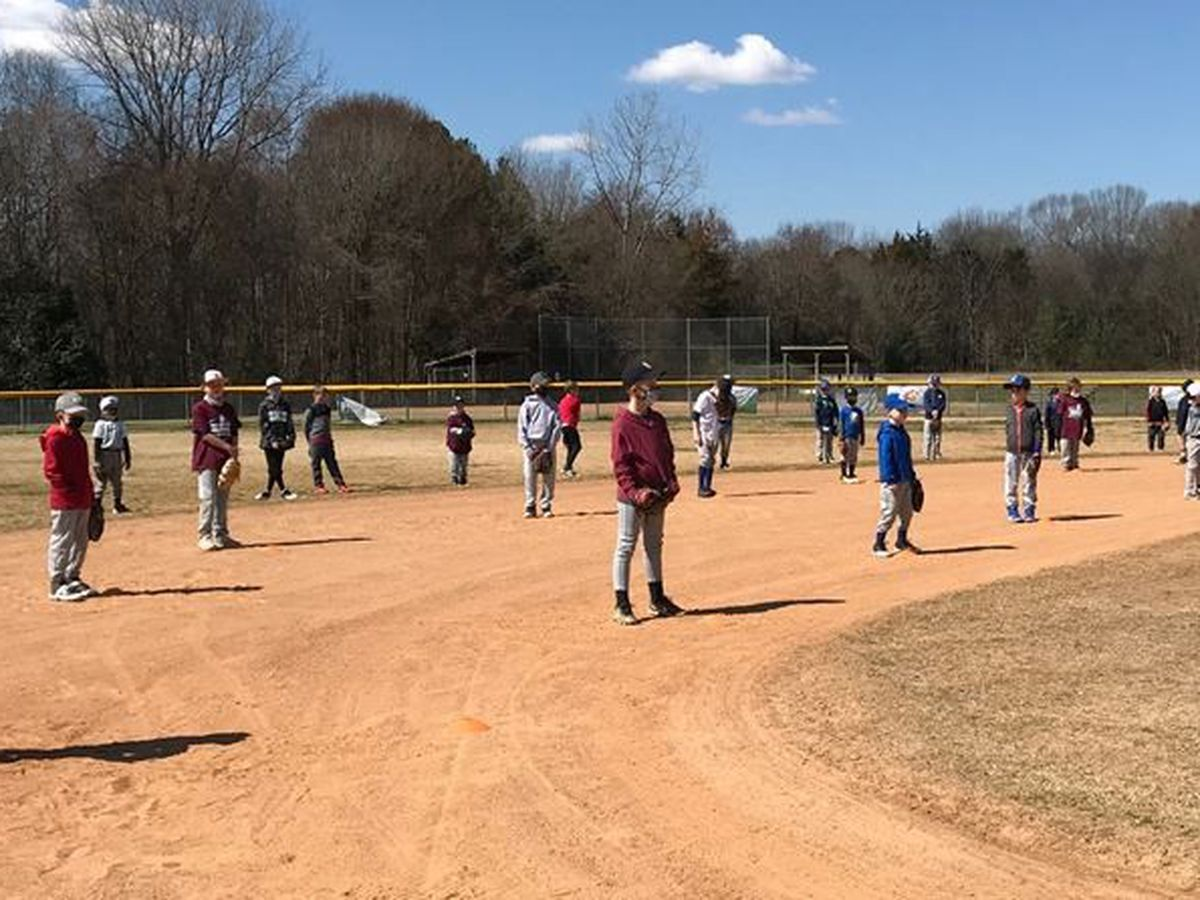 Local pro baseball prospect hosts camp to help homeless