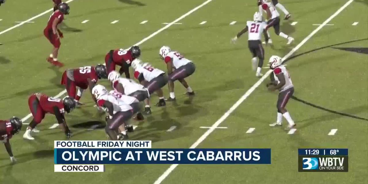 Olympic at West Cabarrus