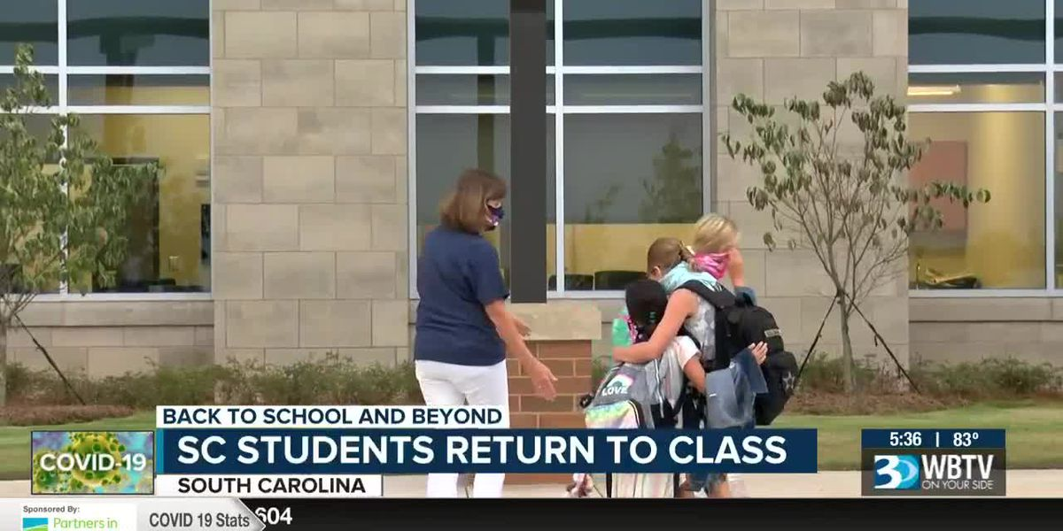 S.C. students return to class