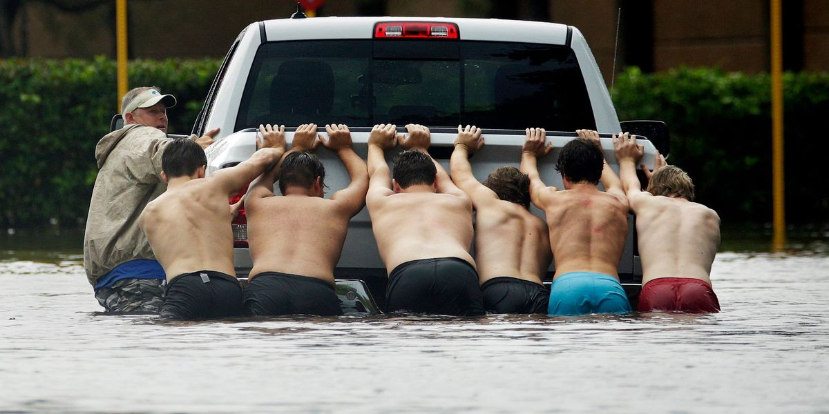 BLOG: Harvey could be worst US disaster