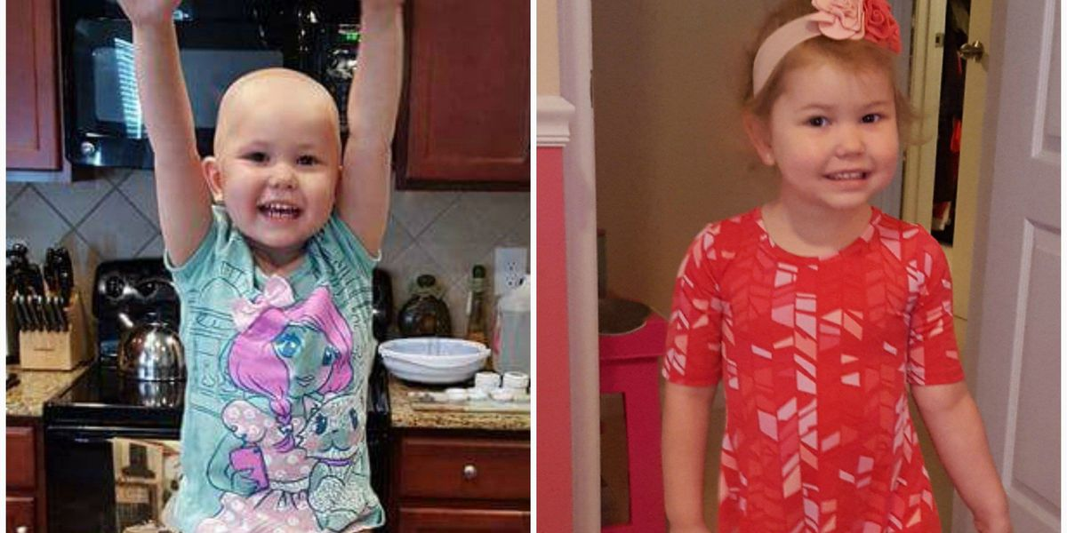 Molly's Kids: Update on Charlotte 4-year-old living with leukemia