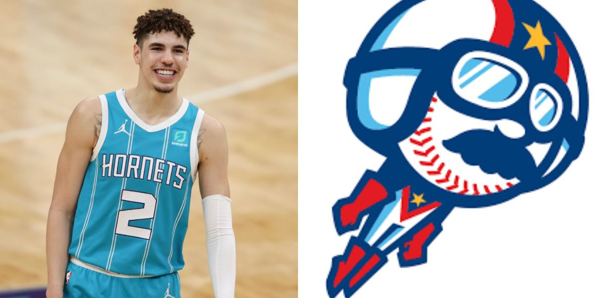 "Kannapolis baseball team considering one-game name change to ""LaMelo Ballers"" if Hornets guard wins Rookie of the Year"