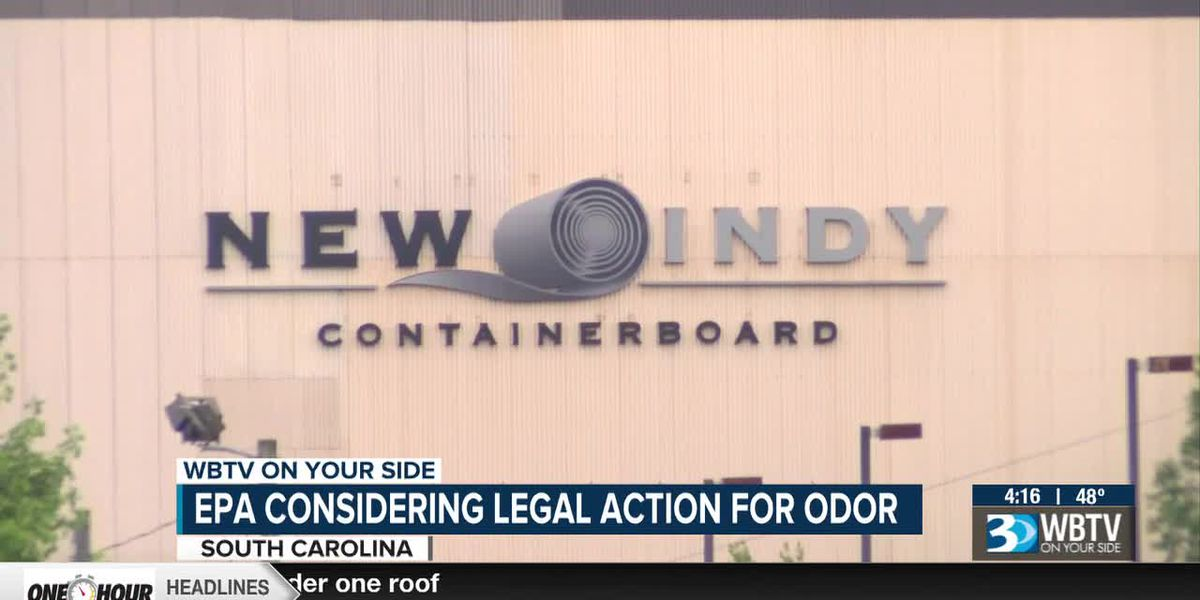 EPA considers legal action against New Indy Containerboard