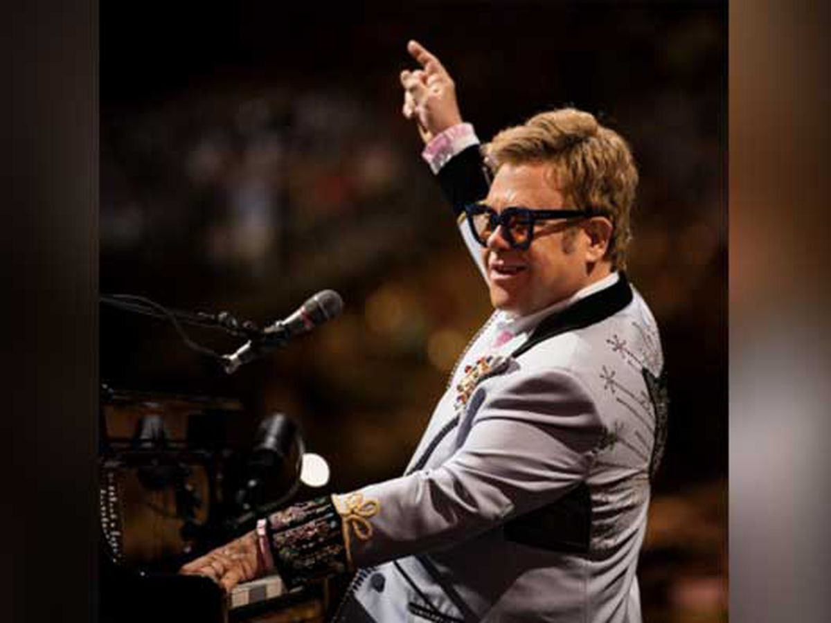 Elton John to return to Columbia for final leg of farewell tour