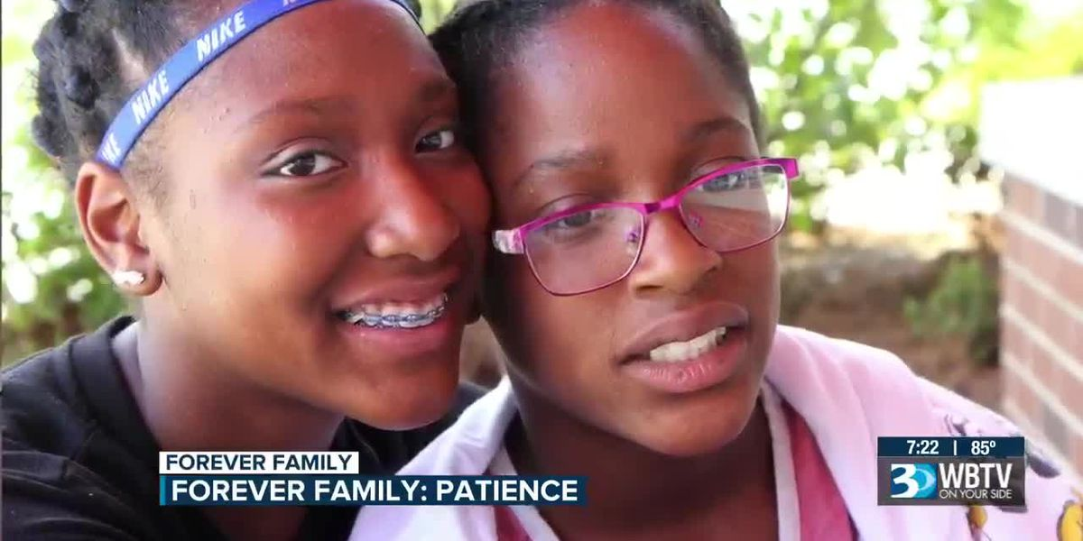 Forever Family: Meet Patience