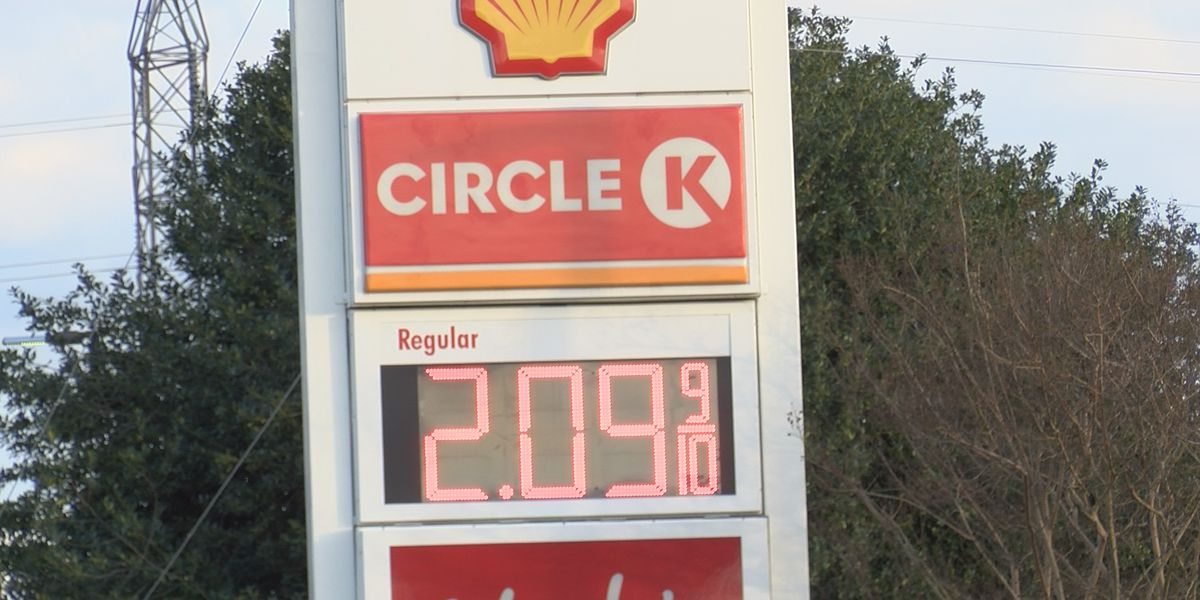 AAA says gas prices falling, in part, due to coronavirus