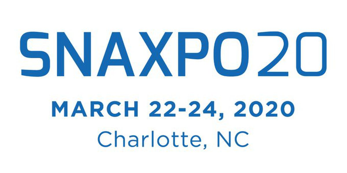 SNAXPO 2020, an international snack industry convention, canceled in Charlotte due to travel restrictions