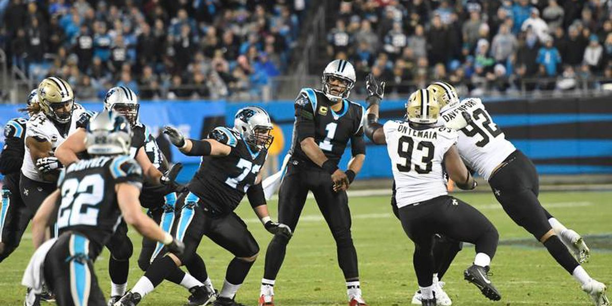 Carolina Panthers make a decision on Cam Newton and his distressed shoulder