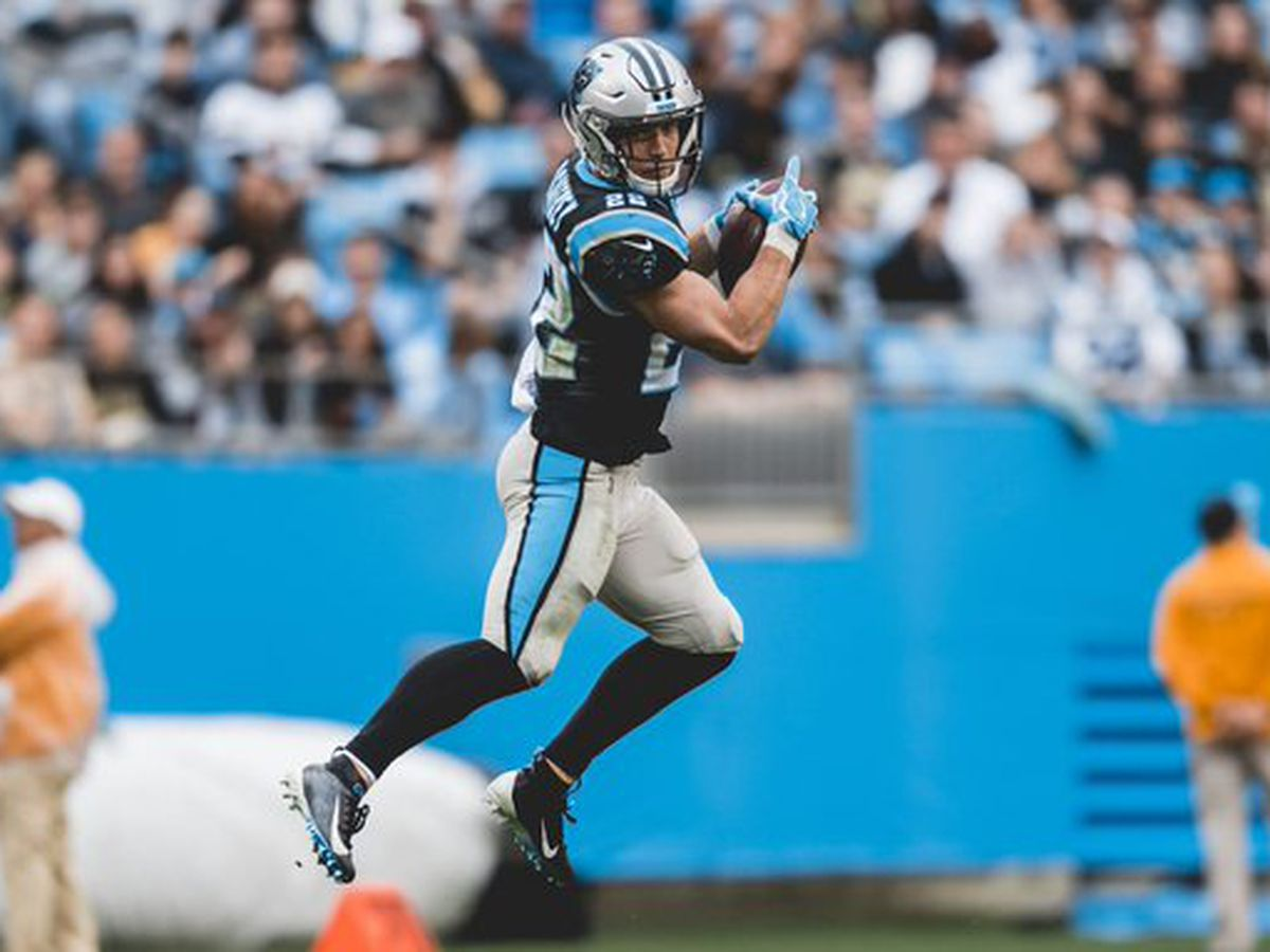 Panthers' RB Christian McCaffrey designated for return, weeks after ankle injury