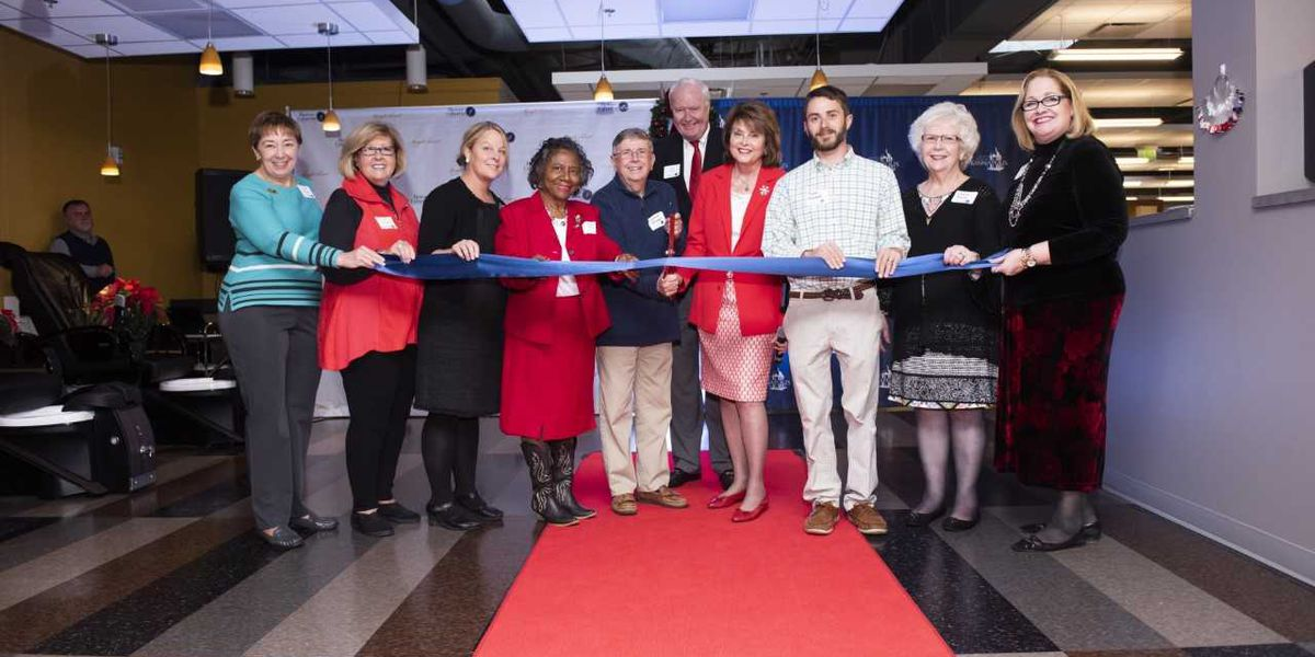 Rowan-Cabarrus Community College Kannapolis Center open for business with ribbon-cutting