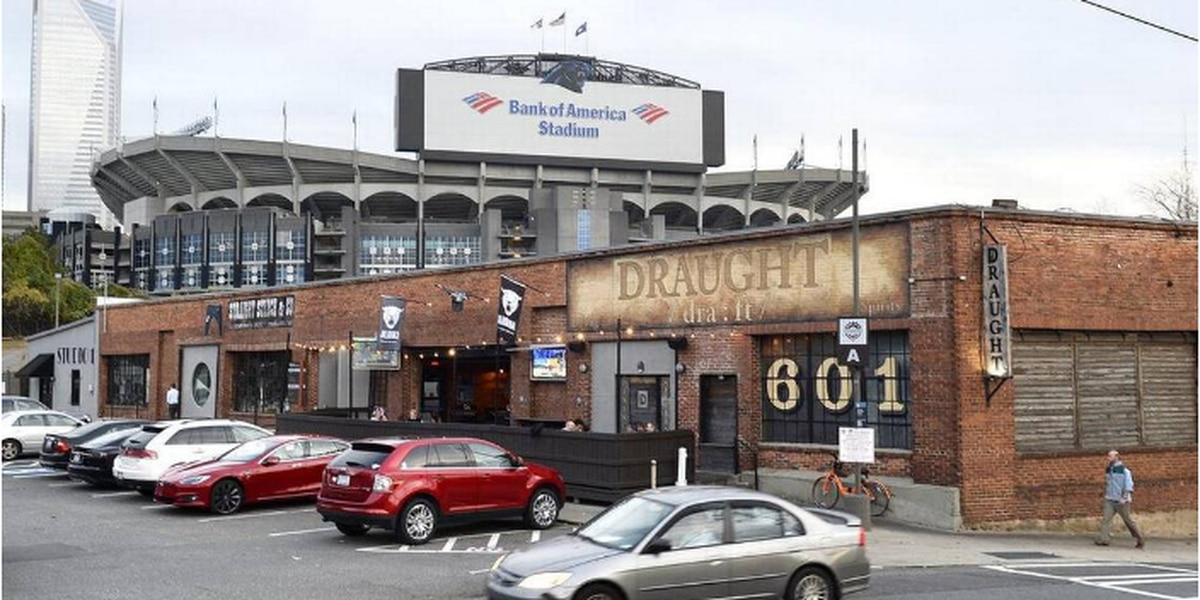 Popular uptown bar in Charlotte sued by major music publishers