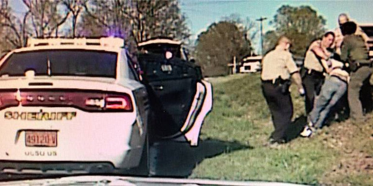 'I can't breathe': Video shows violent arrest in Union County. Now the target has sued.