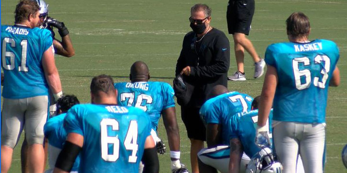 Team camaraderie of the Carolina Panthers continues to build thanks to Matt Rhule