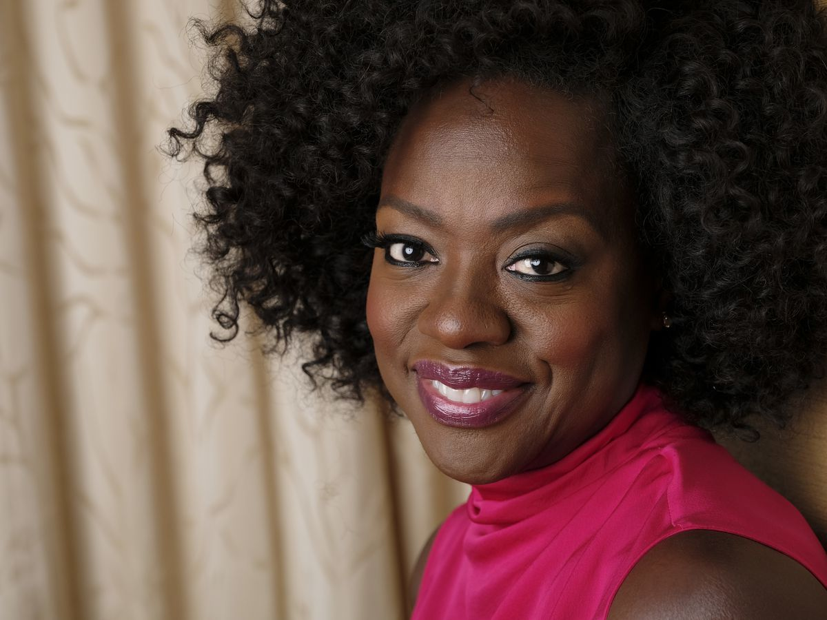 Viola Davis on 'Widows,' MeToo and expressing her femininity