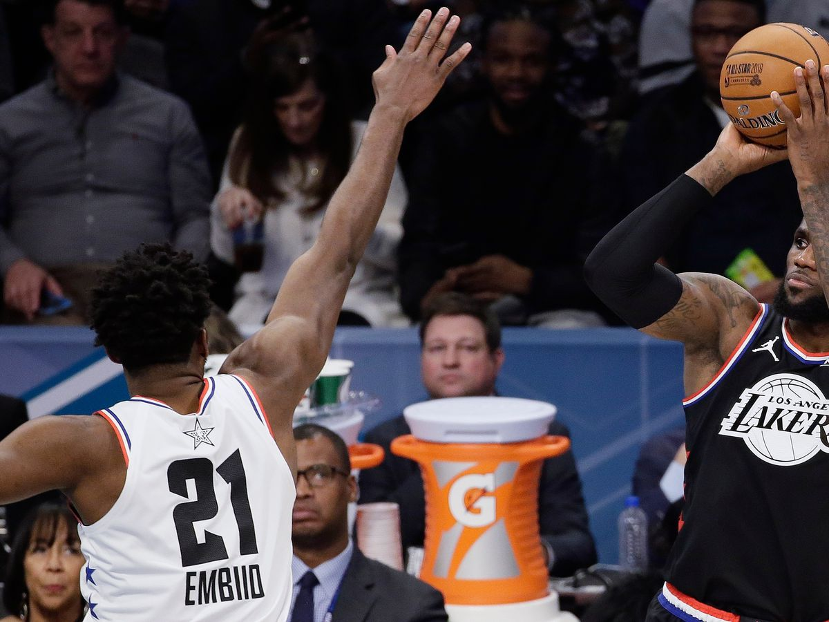 Team LeBron rallies back, defeats Team Giannis 178-164 in 2019 NBA All-Star Game in Charlotte