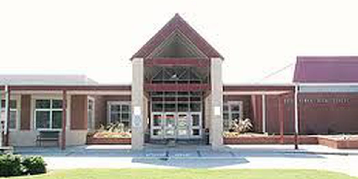 South Rowan High School on Code Yellow lockdown