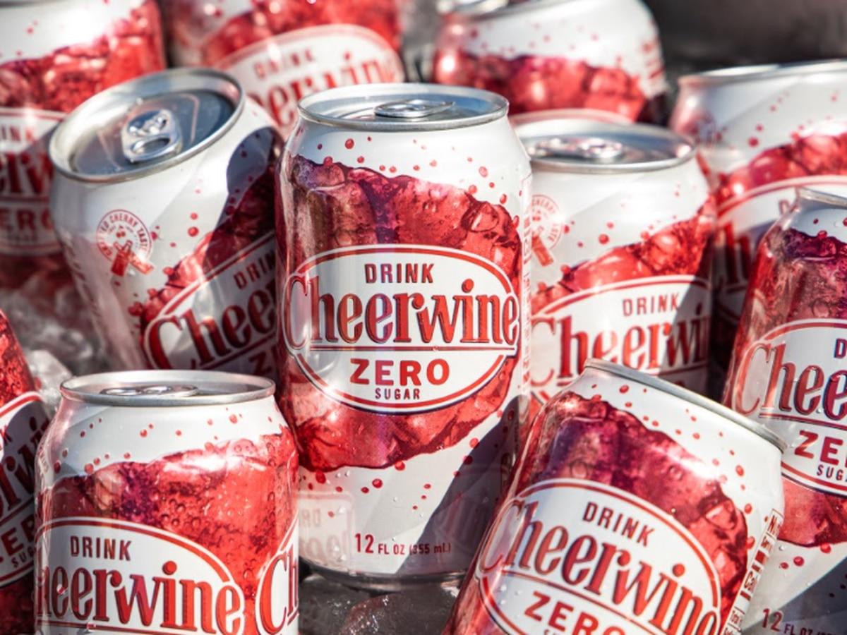 Salisbury-based Cheerwine announces new Cheerwine Zero Sugar drink