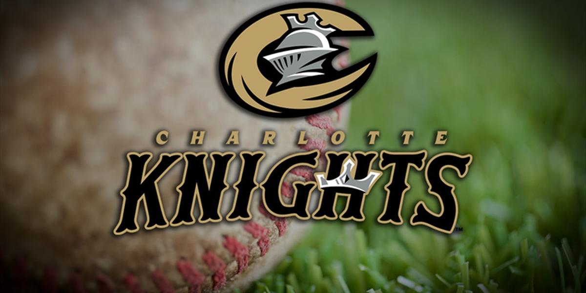 Knights fall to RailRiders 4-3 in rain shortened game Sunday