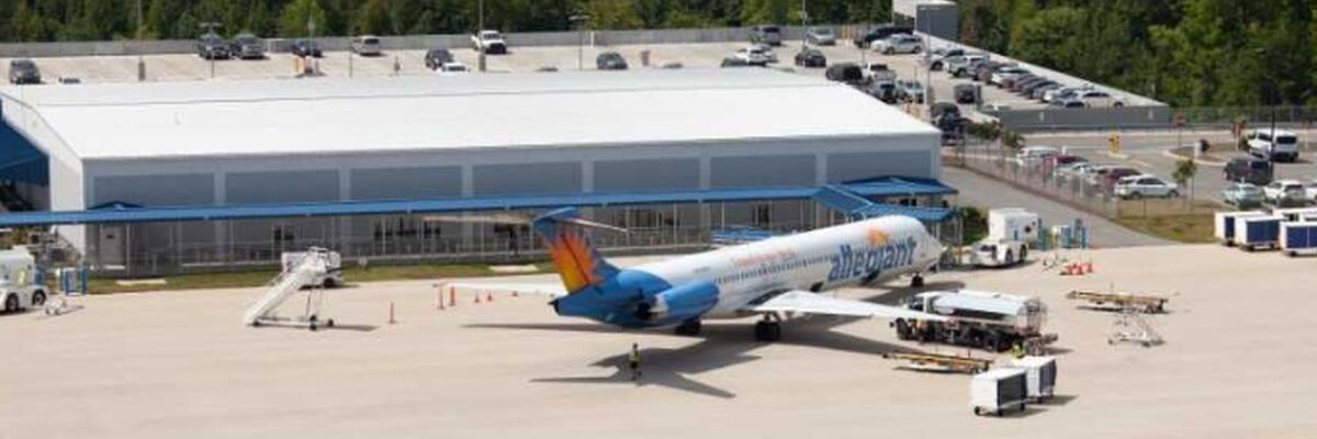 2019 passenger air travel reaches new heights at Concord-Padgett Regional Airport
