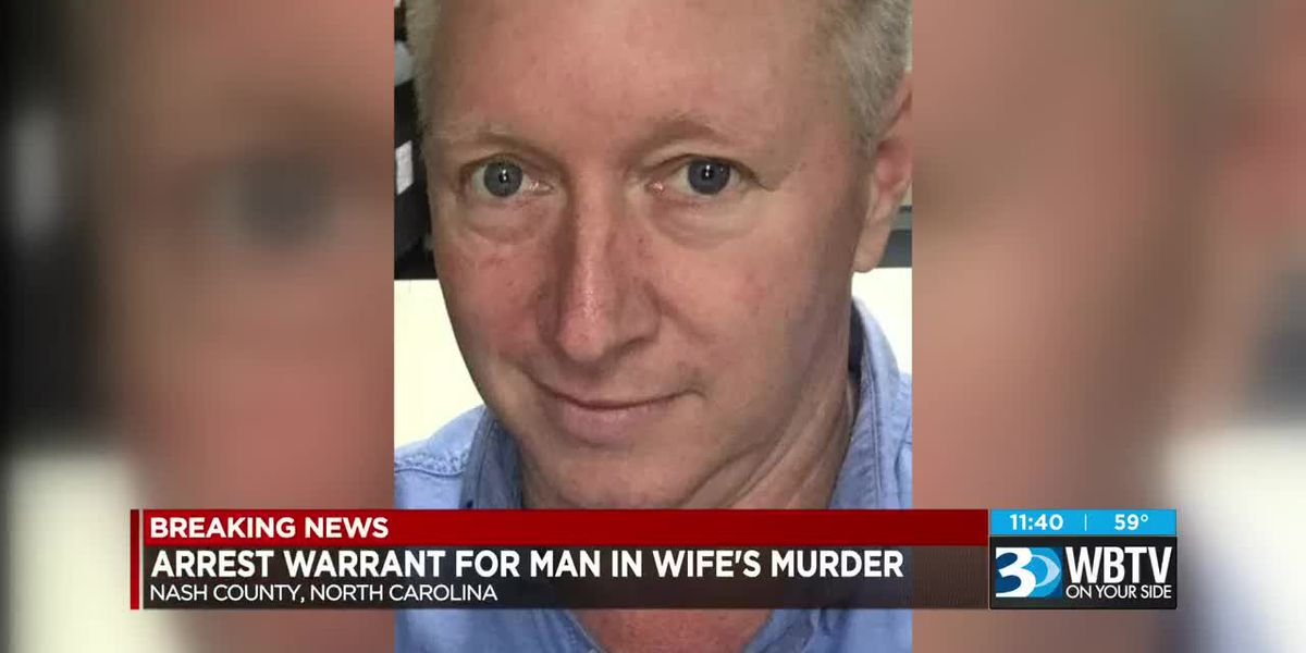 'Armed and dangerous' NC man sought in wife's murder, sheriff says