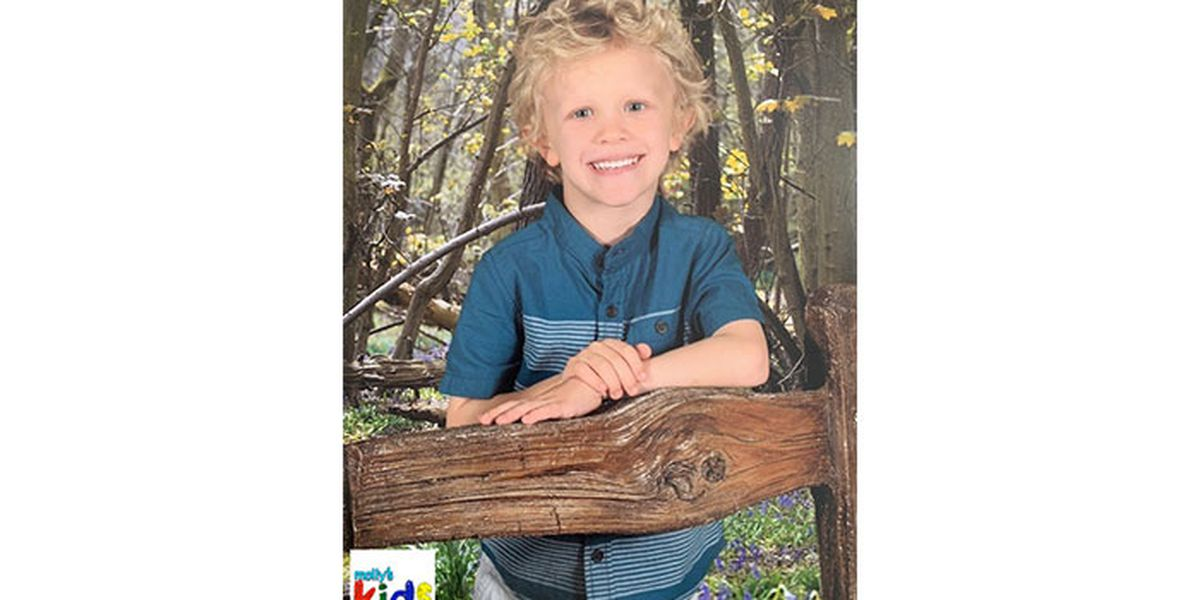 Molly's Kids: Meet Fletcher. Six years old. Lincoln County.