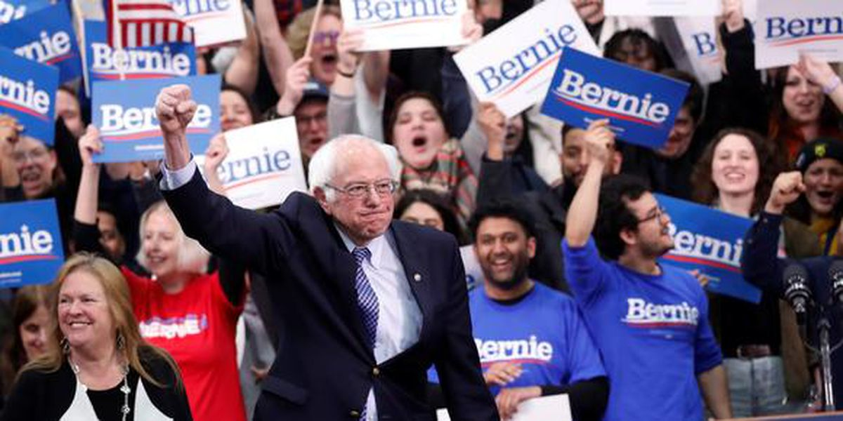Bernie Sanders holding Myrtle Beach rally ahead of SC primary